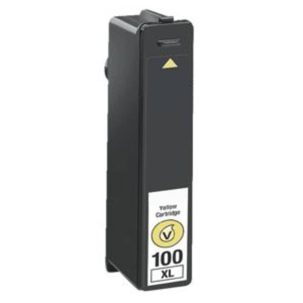 Lexmark 100XL Y – 14N1071E – Gul 12,5 ml