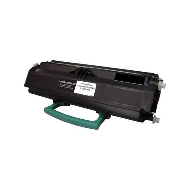 Lexmark E33X/E34X BK Lasertoner – 34016HE Sort 6000 sider