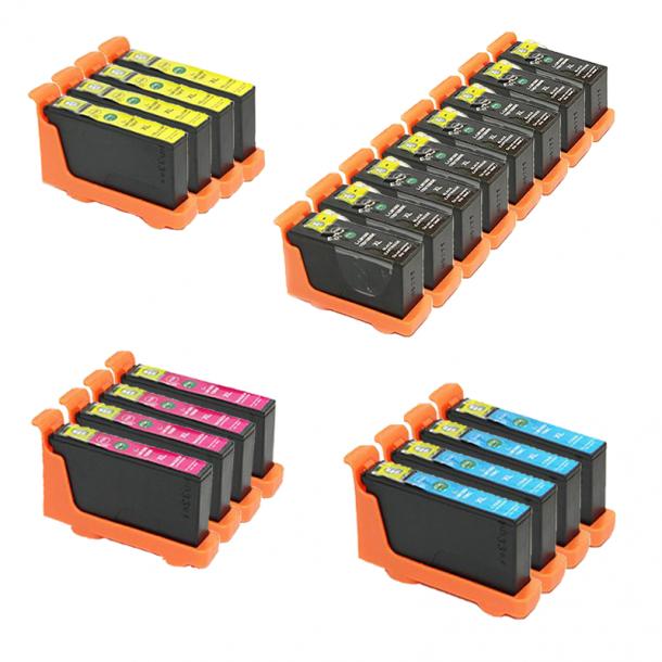 Lexmark 100XL sampak 20 stk – BK/C/M/Y 302 ml – blækpatron