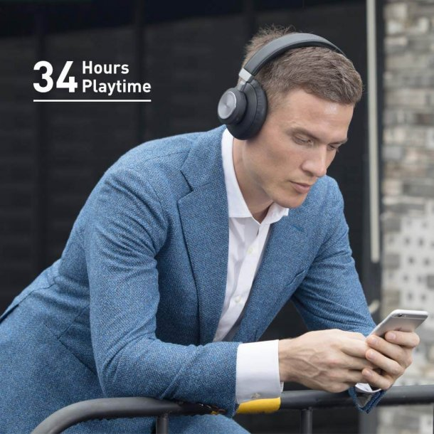 Wireless Over-Ear Bluetooth Headphone