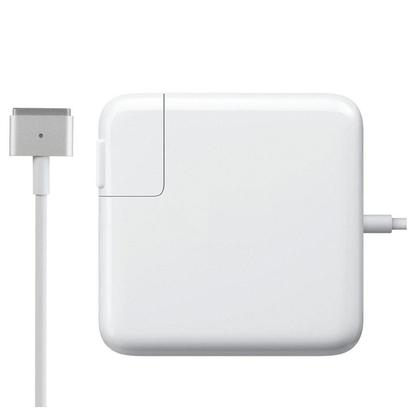 "Image of   Apple magsafe 2 oplader, 60W - til Macbook Pro 13"" m. Retina skærm, kompatibel"