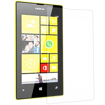 Image of   Beskyttelsesfilm ( Screen Protector ) til Nokia Lumia 520