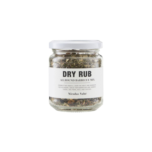 Image of   Nicolas Vahé Dry Rub, Allround Barbecue Mix, 75 g.
