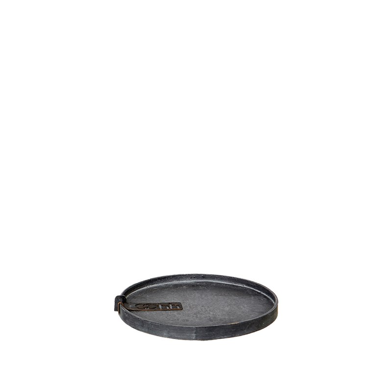 Image of   OOHH Rome Tray/Lid, Black D11