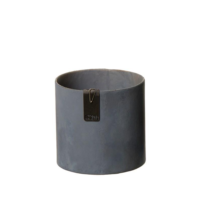 Image of   OOHH Tokyo cylinder Pot, Petroleum D11 X H11
