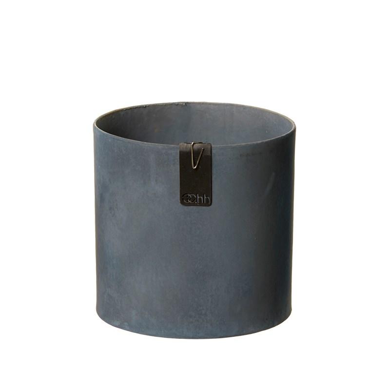 Image of   OOHH Tokyo cylinder Pot, Petroleum D13 X H13