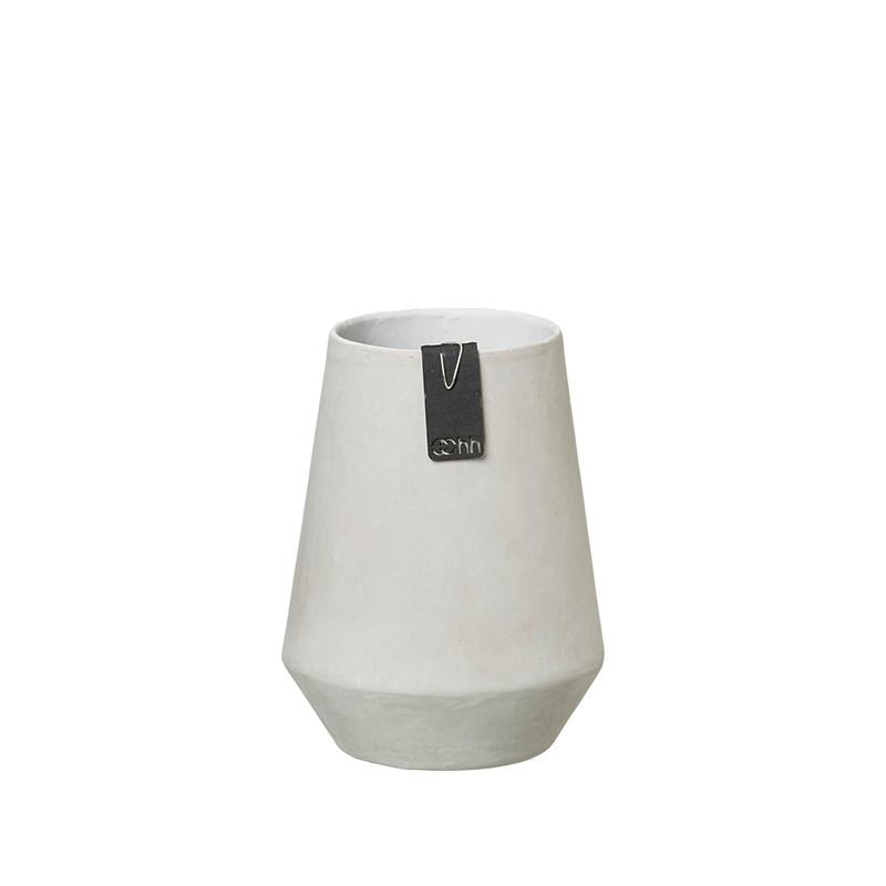 Image of   OOHH Tokyo Vase, Grey D11 X H15