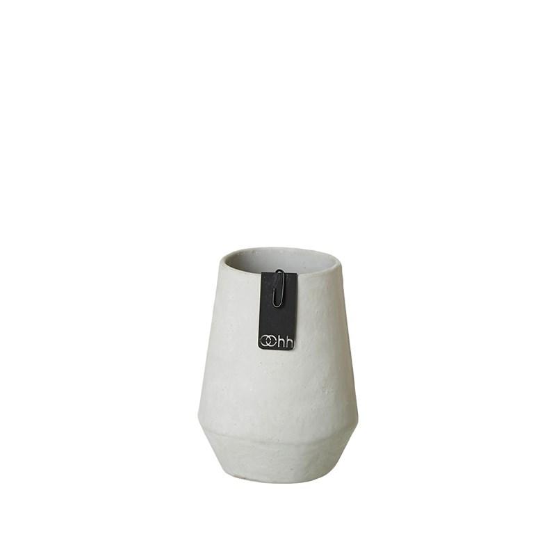 Image of   OOHH Tokyo Vase, Grey D6/10 X H12
