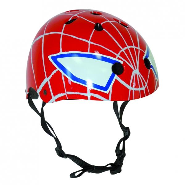 Image of   Spiderman cykelhjelm