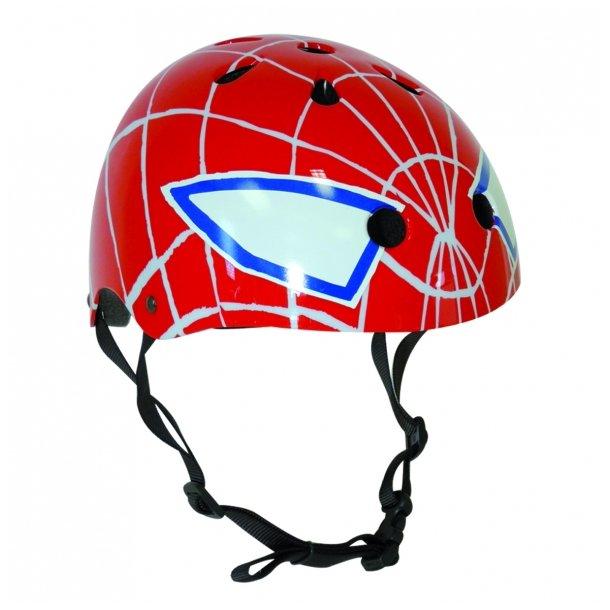 Spiderman cykelhjälm