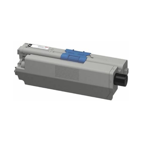 OKI C510/530/MC 561 Lasertoner, sort, kompatibel (5000 sider)