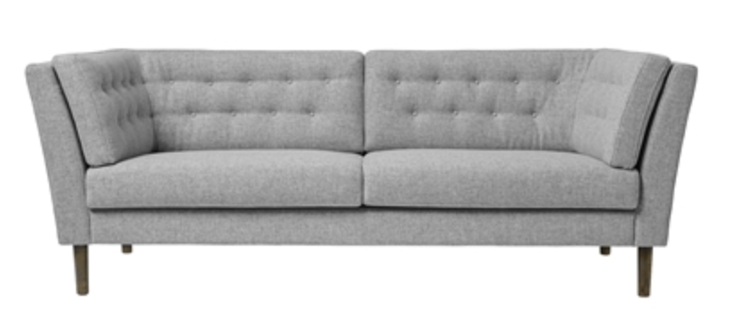 Image of   Bloomingville Pause sofa (Light grey)