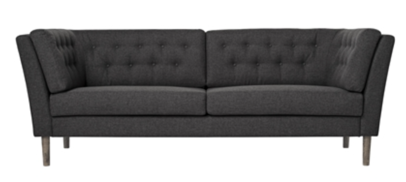 Image of   Bloomingville Pause sofa (Dark grey)