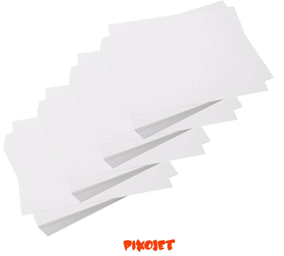 Kopieringspapper A4 80g, 500 ark/pk., 3+1
