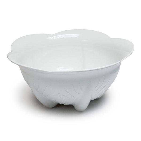Qualy Pakkard Bowl, Skål, hvid, D.: 30 cm.