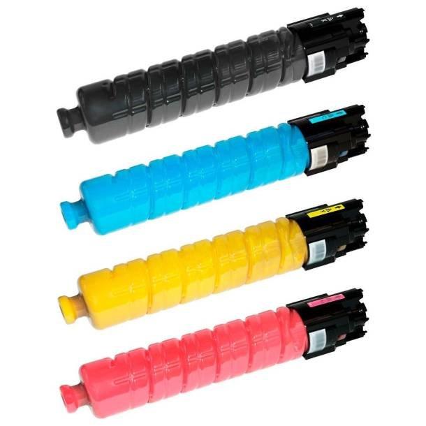 Ricoh SP C430 combo pack 4 stk lasertoner BK/C/M/Y 60000 sider