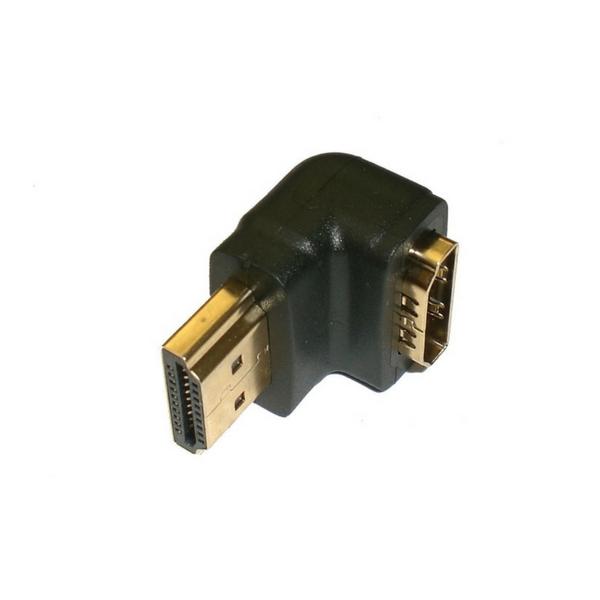 Image of   HDMI vinkelstik - Fuld HD 1080p