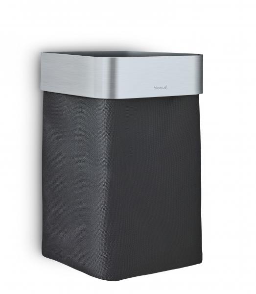 Image of   Blomus Håndklædeklurv, Anthracite/mat rustfrit stål