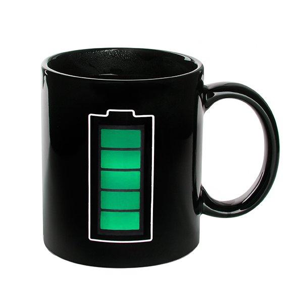 Thermokruzhkus - Batteri-koppen