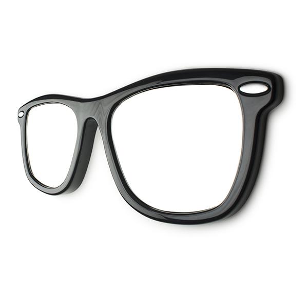 Image of   Looking Good - vægspejl som kæmpebrille