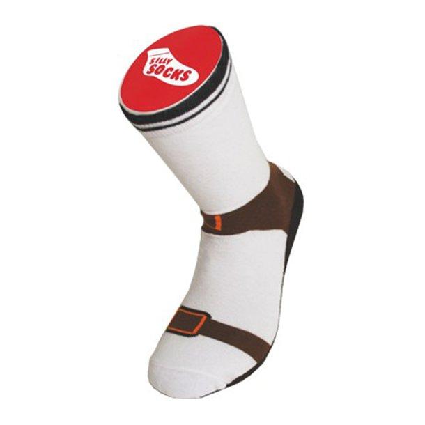Silly Socks - sandal-strømpen
