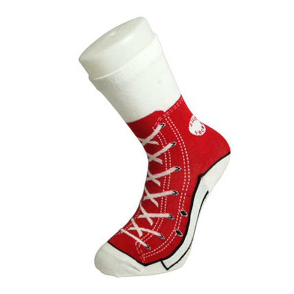 Image of   Silly Socks - Sneakers-strømpen