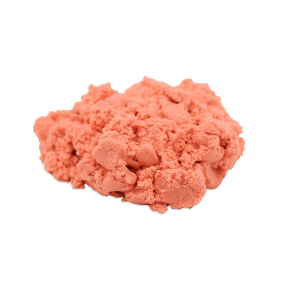 Image of   Kinetisk sand fra SnowTank - Orange - 1 KG