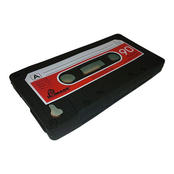 Image of   Retro kassettebånds cover til iPhone 4 og 4s