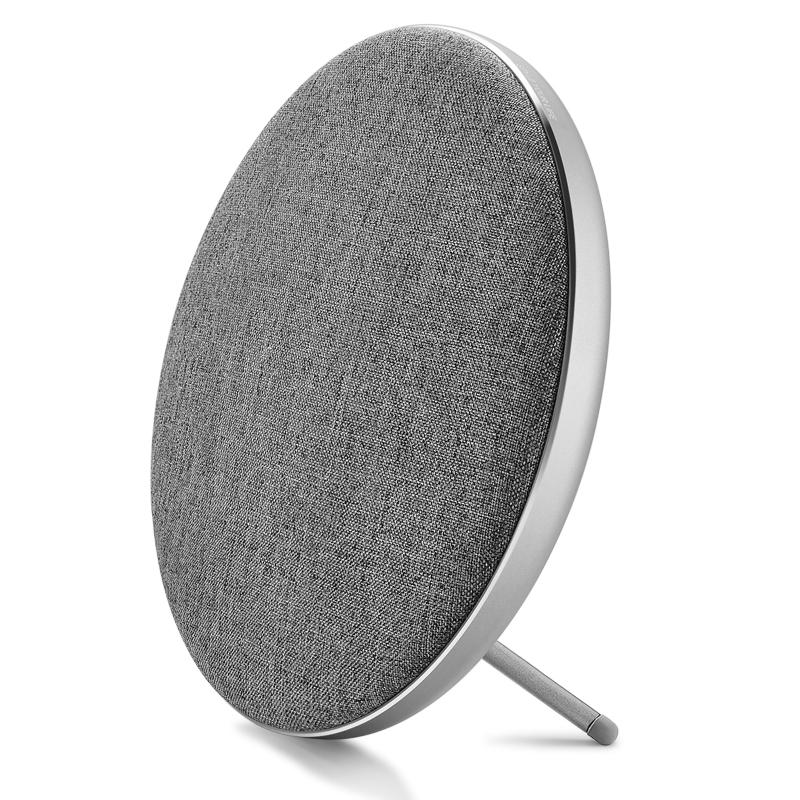 Image of Bluetooth højtaler M16, trådløs, alumunium / grå