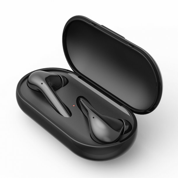 Sero bluetooth V5.0 Auto Pairing Stereo Mini Wireless Earphones, black