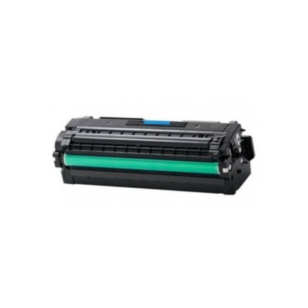 Samsung SU035A C Lasertoner – CLT-C505L Cyan 3500 sider