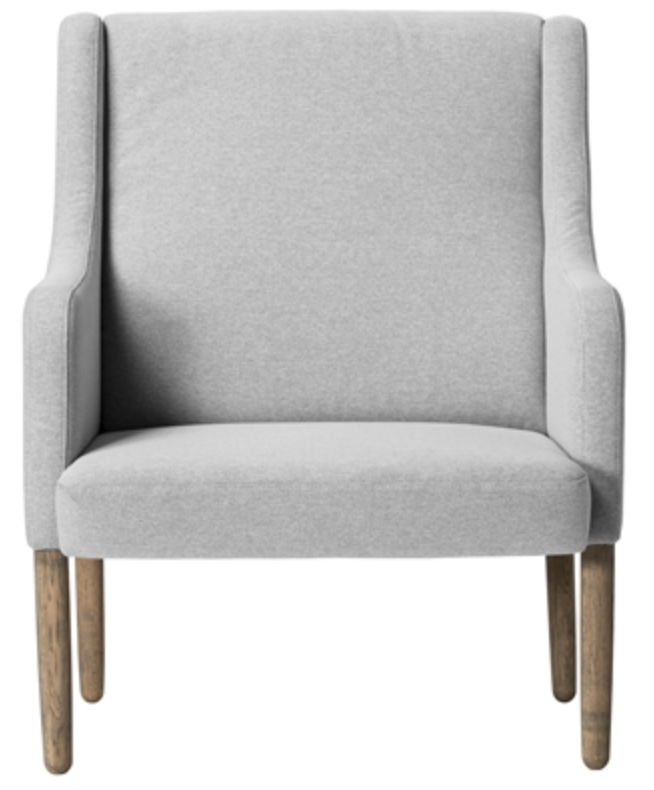 Image of   Bloomingville The rest chair (Light grey)
