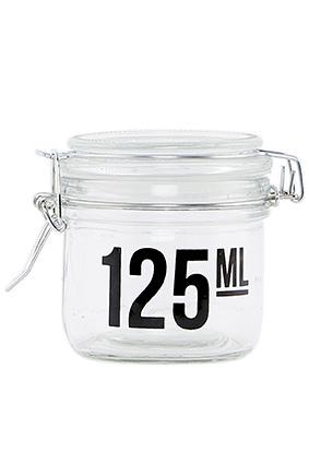 House Doctor Opbevaringsglas, fl. str. dia.: 10 cm, h.: 25 cm, 1300 ml