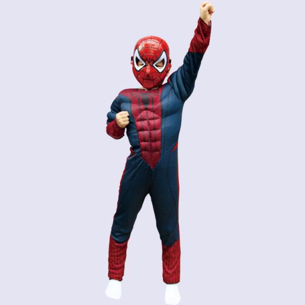 Image of   Kostumer til drenge L Spiderman