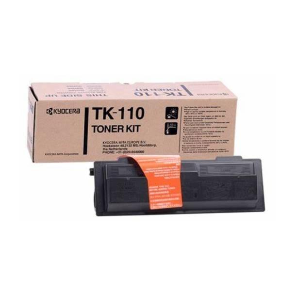 Kyocera TK-110 BK lasertoner – 1T02FV0DE0  – Sort 6000 sider