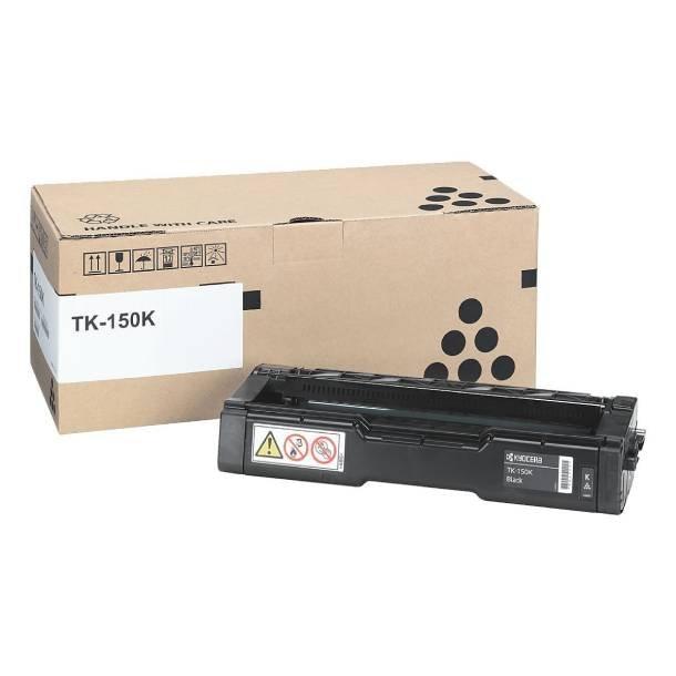 Kyocera TK-150 BK lasertoner – 1T05JK0NL0  – Sort 6500 sider