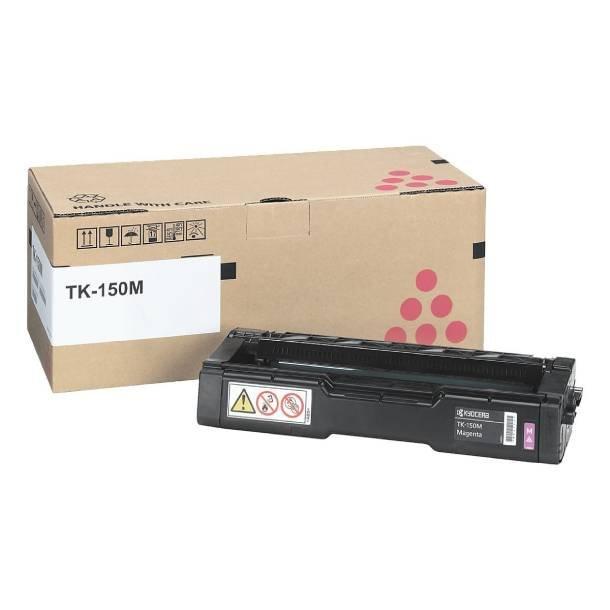Kyocera TK-150 M lasertoner – 1T05JKBNL0  – Magenta 6000 sider