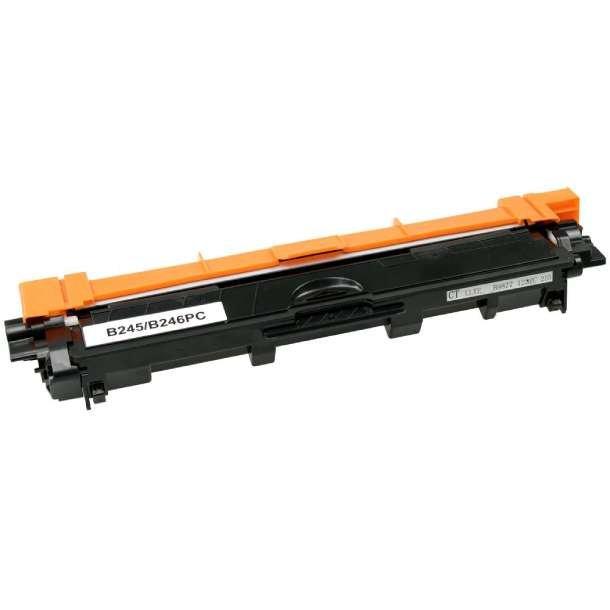 Brother TN 245/246 C lasertoner – B243CNC Cyan 2200 sider