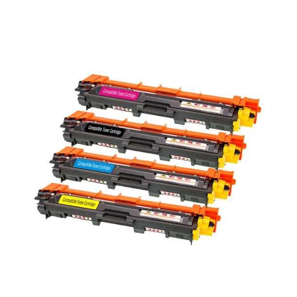 Brother TN 242/246 combo pack 4 stk lasertoner BK/C/M/Y 8800 sider