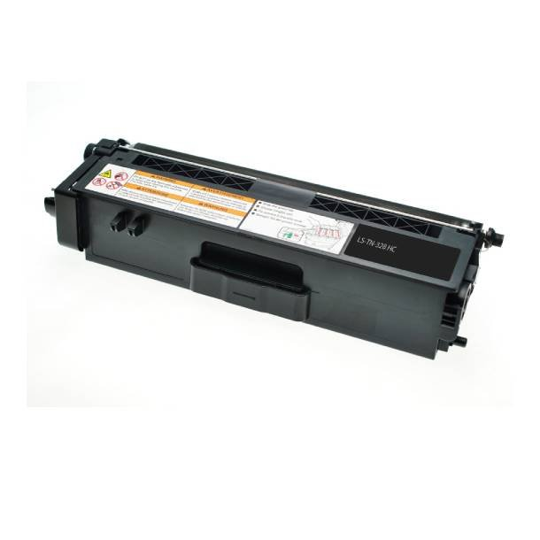 Brother TN 328 BK lasertoner – B2421P Sort 6000 sider