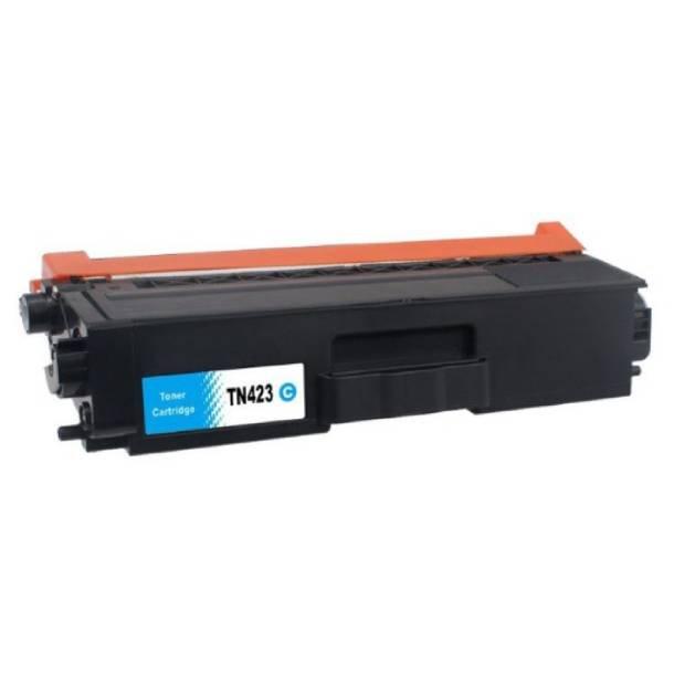 Brother TN 423 C lasertoner – B423C Cyan 4000 sider