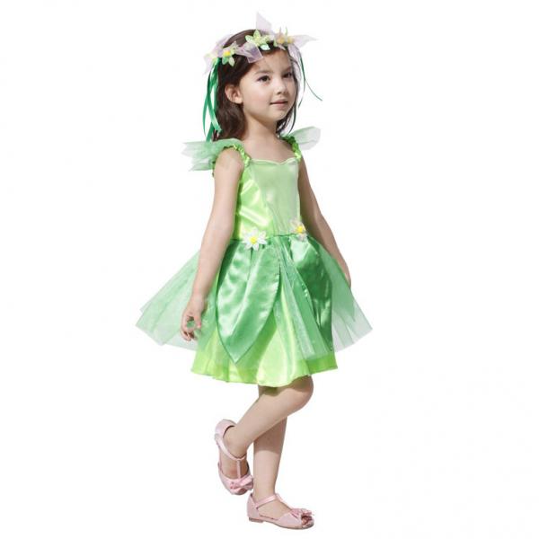 Image of   Kostumer til piger L Anna