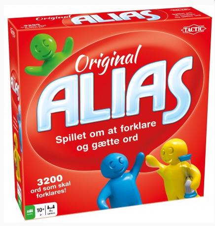 Image of   Alias Original spil