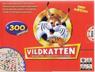 Image of   Vildkatten Classic 300