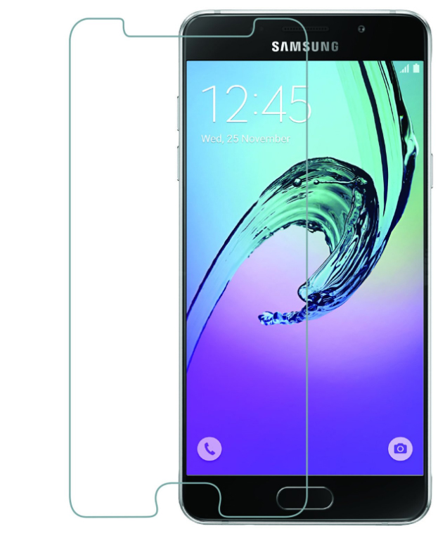 Image of   SERO Tempered glass protection film til Samsung J510 (2016)