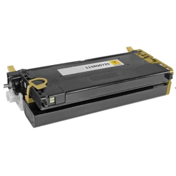 Xerox Phaser 6180 Y lasertoner – 113R00725 Gul 6000 sider
