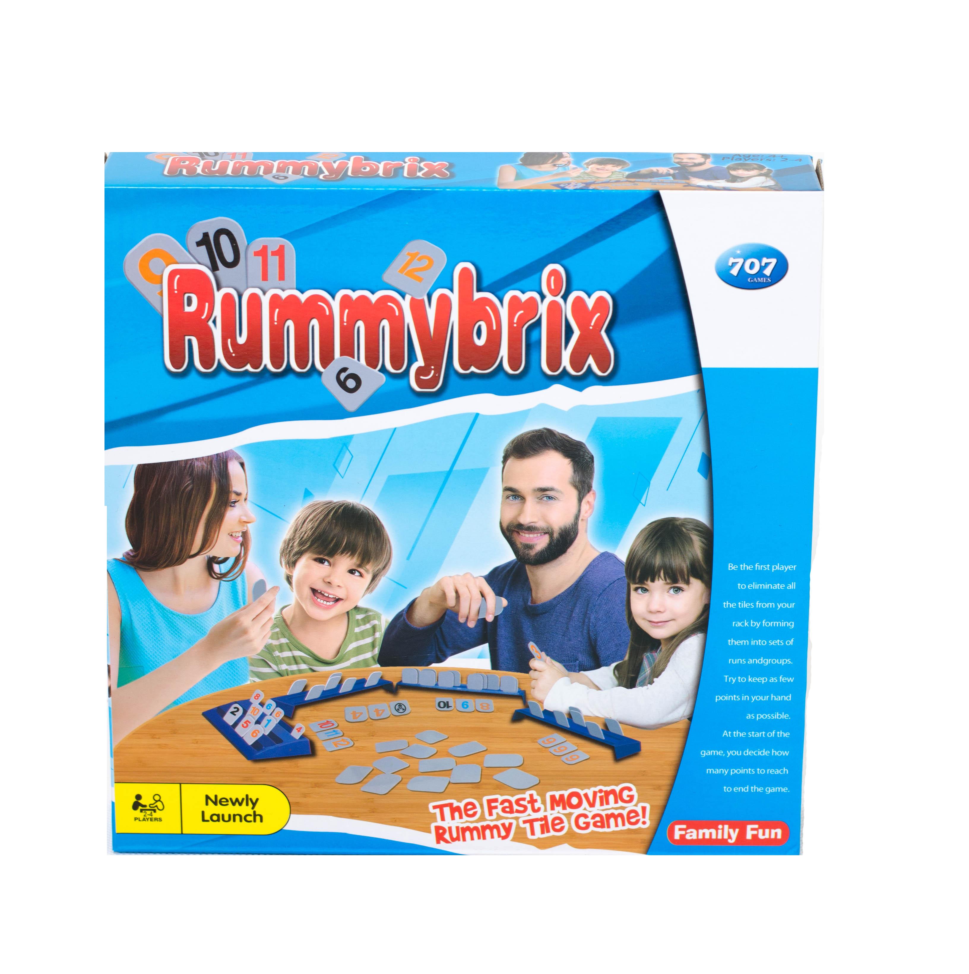 Image of   Rummikub spil