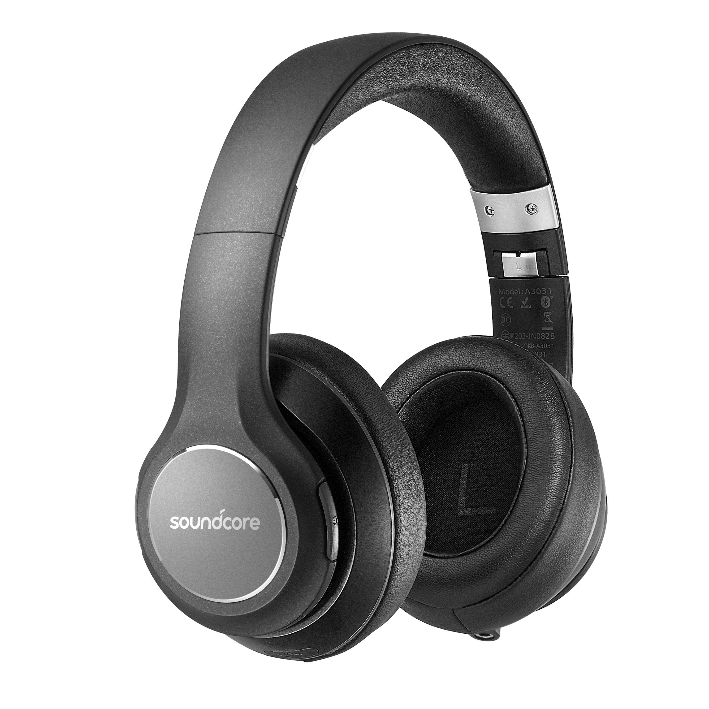 Image of Anker Soundcore Vortex høretelefoner, overear headset