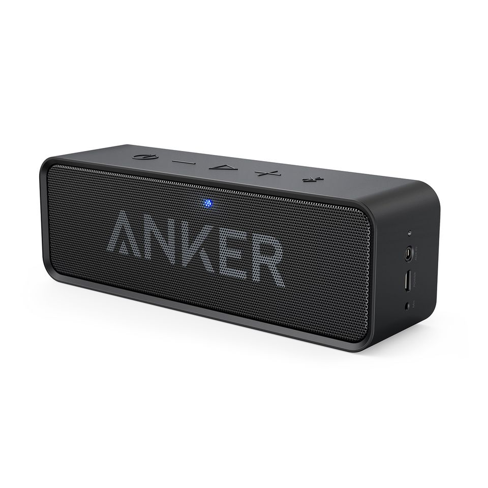 Image of Anker SoundCore Bluetooth højtaler, Sort