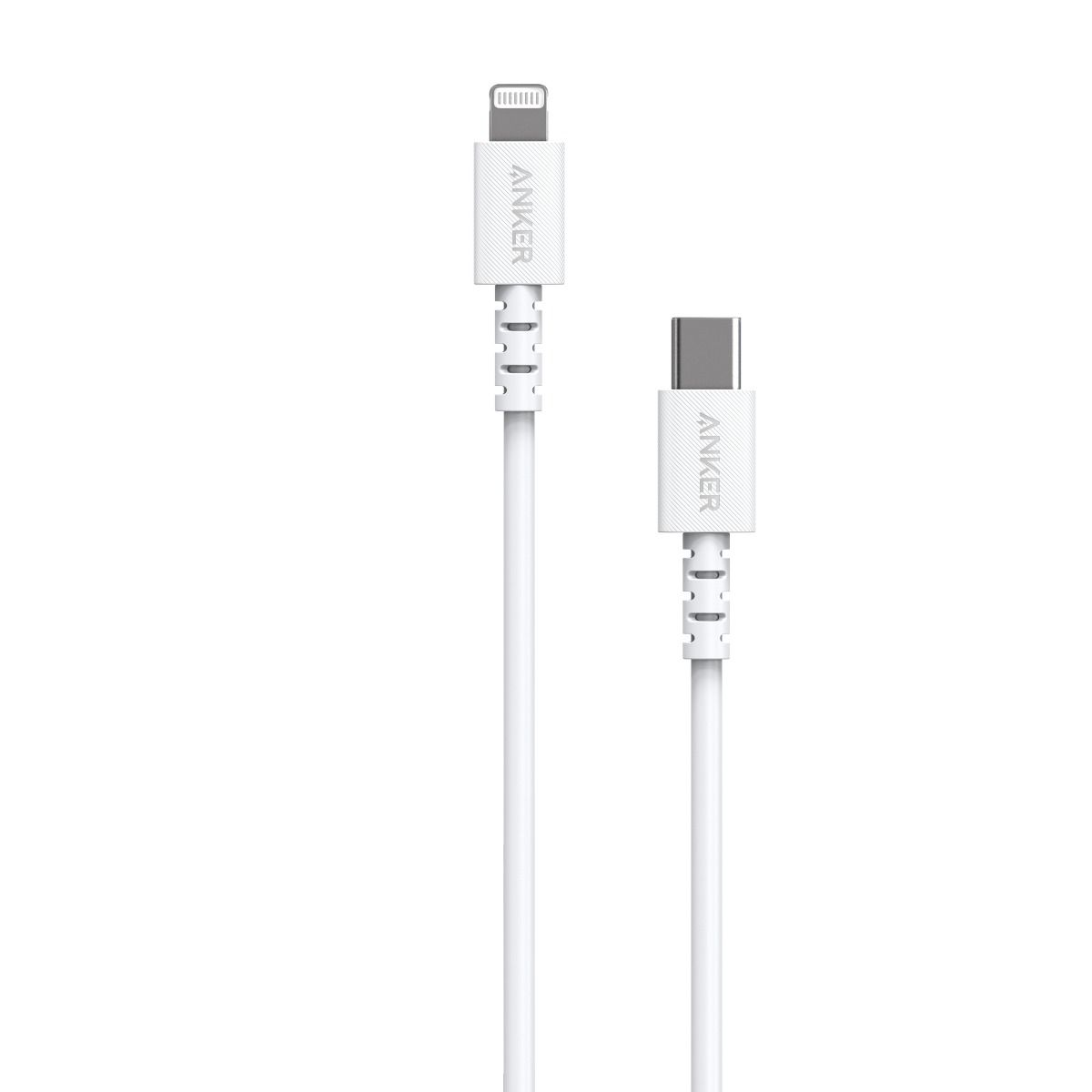 Image of Anker PowerLine USB-C til Lightning kabel 0,9 m, Hvid